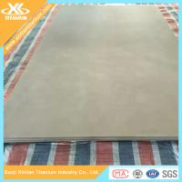 China ASTM B265 Pure And Titanium Alloy Sheets on sale