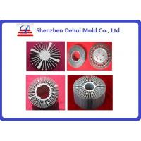 China Customized Heat Sink Aluminum Extrusion Profiles For LED Anodize Surface Treatment on sale