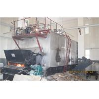 Quality Most Efficient 1 Ton Oil Fired Steam Boiler , Natural Gas Heating Boiler wholesale