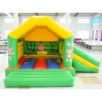 Quality Inflatable Bounce Jumper with Inflatable Slide  Party Jumper  kids Inflatable Playground wholesale