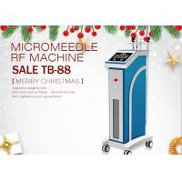 Quality 4 Heads Depth 0.5 - 3mm Fractional RF Microneedle Machine For Skin Rejuvenation wholesale