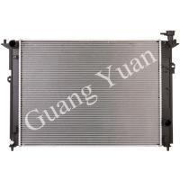 Quality High Efficiency Aluminum Heat Exchanger Radiator , Hyundai Genesis Radiator DPI CU 13456 wholesale