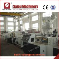 China PP PE pipe production line with 16-630 mm diameter on sale