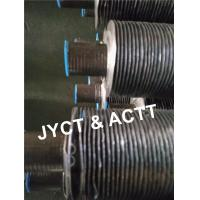 Quality Carbon Steel G Type Embeded Fin Tube For Heater Parts / Air Cooled Condenser wholesale