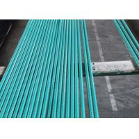 Quality High Gloss Smooth Interior Rebar Epoxy Coating Non Toxic High Bond Strength wholesale