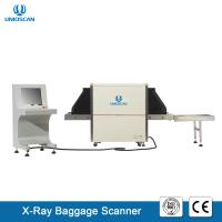 Quality High Steel Penetration Security Baggage Scanner , X Ray Inspection Machine For Public Security Check . wholesale