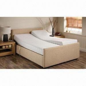 China Bedroom Set with Adjustable Beds, 5 Lever Adjustable Frame and Modern Style on sale