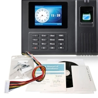 China Internal POE Function 0.5s Fingerprint Attendance Machine on sale