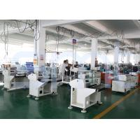 Industrial Electric Motor Winding Machine Semi - Auto Coil Winding Machine