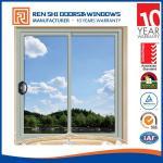 Quality Aluminium horizontal sliding window/aluminum windows and doors comply with Australian standards & New Zealand standards wholesale