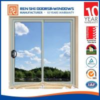 Quality Aluminum Framed Double Glazed Sliding Window with mosquito screen with Australian standard 2047 with AS2208 &AS1288Requirement wholesale