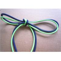 Quality Elastic Polished Cotton Cord Rope , Cotton Braided Cord Eco Friendly wholesale