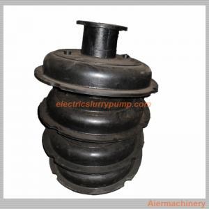 Quality Anti - Acid Electric Slurry Pump / Electric Sludge Pump Corrison Resistant Material wholesale