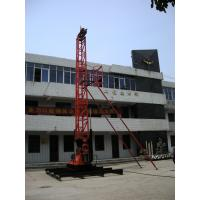 Cheap Lifting Drilling Rods core Drilling Tower with 9.5m/16m/27m for sale