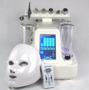 China 2018 guangzhou factory best 7 in 1 hydra dermabrasion peel spa facial machine dermabrasion machine on sale
