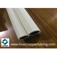 China Flexible Air Conditioning Tubes , Copper Pipe Foam Air Conditioning Insulation Tube on sale