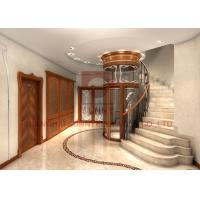 China Advanced Machine Room Elevator Portal Frame Household Lifts For Residential Homes on sale