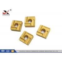Quality Cemented Carbide Turning Inserts Machining Steel SNMG120408 High Presion wholesale