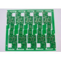Quality Stamp Hole Connected 1 Layer Single Sided PCB ROHS HASL Lead Free wholesale