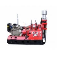 Cheap XYB-4 High Performace Core Drilling Rig , Mechanical Rotary Drilling Rig XYB-4 for sale