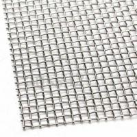 China SS304 Grade - 10 mesh wire diameter 0.55mm Stainless Steel Wire Cloth Used For Sieve And Filtration on sale