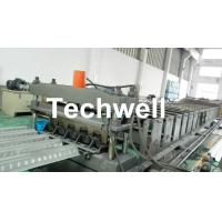 Quality Easy Operation Customized Steel Metal Sheet Decking Floor Roll Forming Machine wholesale