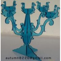 Quality CH (40) Jeweled candle holder wholesale