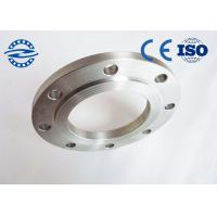 Quality Customized Metal Bearing Spare Parts / Hydraulic Pipe Flanges For Mine Equipment wholesale