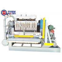 China Hot Press Paper Pulp Moulding Machine For Shoe Stretcher 5000 Pairs Sun Dry on sale
