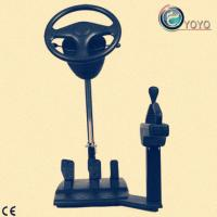 China ABS+Iron Material Driving Training Machine For Driving School on sale
