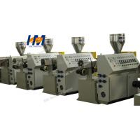 Quality PVC pipe extrusion production line extruder equipment extruding machine wholesale