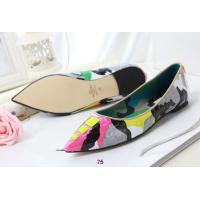 Quality Wholesale 14 new valentino camouflage yellow serpentine dream rivets shoes flat shoes wholesale