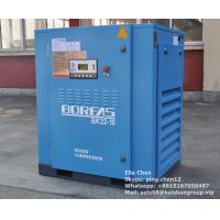 Quality 3 Phase 50hz 22kw 10 Bar 30 Hp Belt Screw Drive Air Compressor Single Stage wholesale