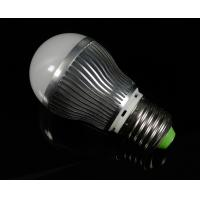 Quality 4W Aluminum E27 50 - 60Hz High Power Dimmable LED Bulbs For Durability Special Ambient wholesale