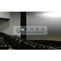 Quality Indoor Curved screen cinema 4d motion system with 2014 Newest 5D 6D 7D XD films wholesale