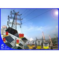 Quality AH-LS/B Solar Powered Led Aviation Obstructon Light for Telecommunication Towers wholesale