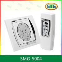 Quality SMG-5004 Smart Remote Control Electrical Wall Socket Switch Touch Control Switch wholesale