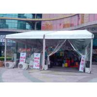 Cheap Waterproof Canvas Outdoor Event Tent With Galvanized