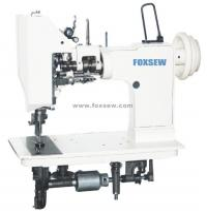 Quality Handle Operated Universal Upper Lockstitch Zigzag Embroidery Machine FX1118 wholesale