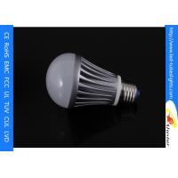 Quality E27 / B22 LED Lighting Bulbs 7w For Commercial Lighting With 180 Degree Beam Angle wholesale