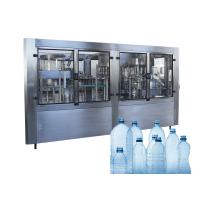 Quality Pure Spring Water Barrel Filling Machine Washing Capping Sealing Labeling Line wholesale