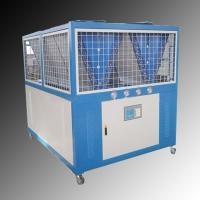 Buy cheap 3HP/5HP/8HP/10HP/20HP Small and Medium Industrial Air Cooled Water Chiller from wholesalers