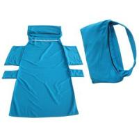 Buy cheap Microfiber Solid Lounge Beach Chair Towel Bag from wholesalers