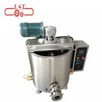 Movable Chocolate Melting Machine 1 Year Warranty For Cake / Dessert / Biscuit