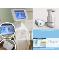 Quality Liposonix HIFU Machine / High Intensity Focused Ultrasound Body Slimming Machine wholesale