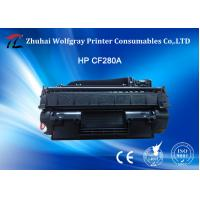 Quality Zhuhai Hot selling Compatible Black Toner Cartridge For HP CF280A at the best price wholesale