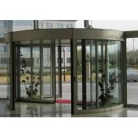 Quality 2 wing automatic revolving door wholesale