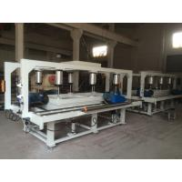 Quality Manual Cutting Machine Plastic Auxiliary Equipment 15mm - 100mm Thickness wholesale