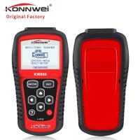 China Easy Use Can Obd Ii Car Scanner Tool Kw808 Code Reader Display DTC Definitions On Unit Screen on sale