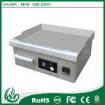 Quality Chuhe 5kw Induction cast iron griddle wholesale